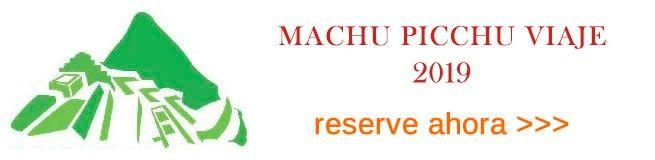 machu picchu viaje 2019