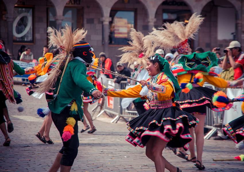 danzas de cusco