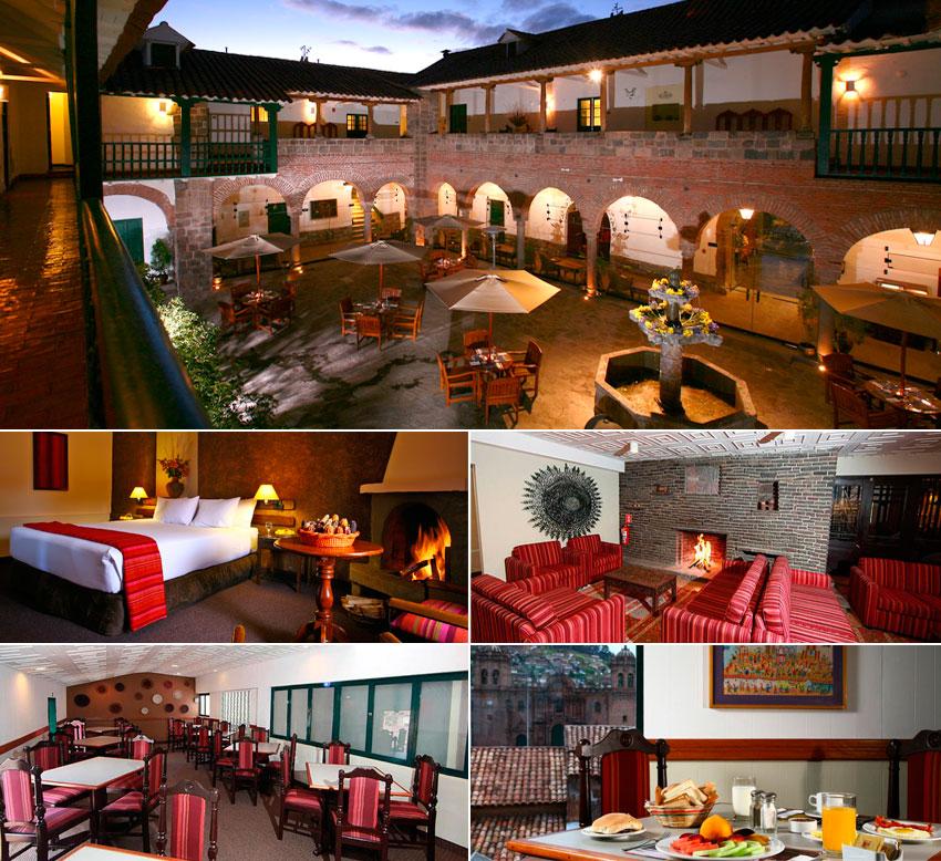 Hoteles en cusco machu picchu viaje for Hotel casa andina classic cusco plaza