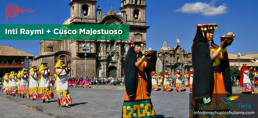 Tour Cusco Machu Picchu Valle Sagrado Maras Moray